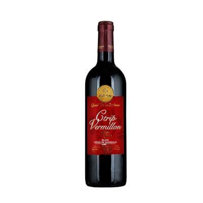 攜程干紅葡萄酒(限量版)2011