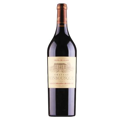 法国列级名庄 梦宝石庄园干红葡萄酒