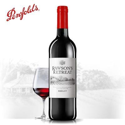 洛神山庄梅洛红葡萄酒