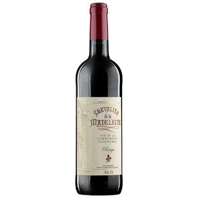 玛德琳骑士干红葡萄酒