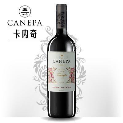 卡內奇家族珍藏赤霞珠干紅葡萄酒
