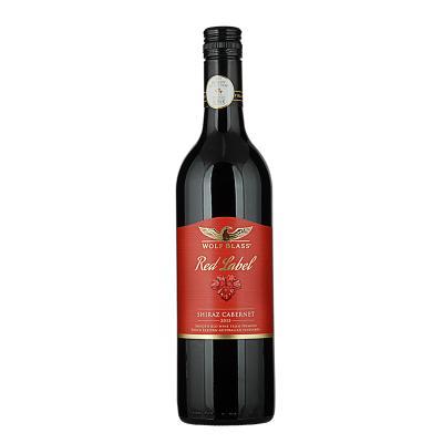 紛賦紅牌西拉赤霞珠干紅葡萄酒