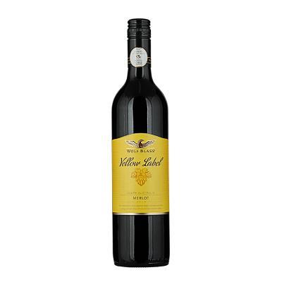 紛賦黃牌梅洛干紅葡萄酒