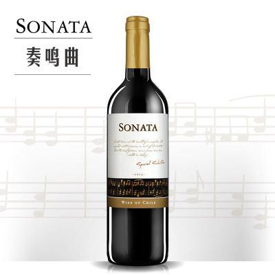奏鳴曲精選干紅葡萄酒