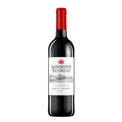 洛神山莊西拉赤霞珠紅葡萄酒