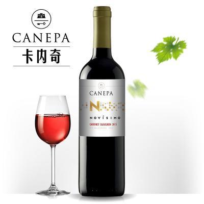 卡內奇精選赤霞珠干紅葡萄酒
