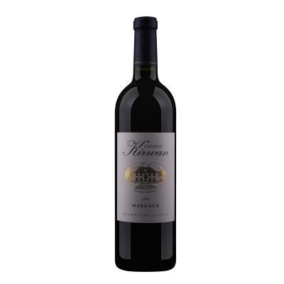法國列級名莊 麒麟古堡干紅葡萄酒2013