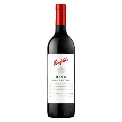 奔富BIN2西拉馬塔羅干紅葡萄酒