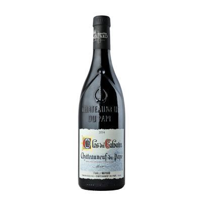 克洛杜斯修女教皇新堡干紅葡萄酒