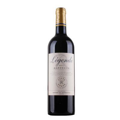 拉菲傳奇波爾多紅葡萄酒