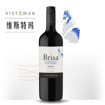 维斯特玛美乐干红葡萄酒