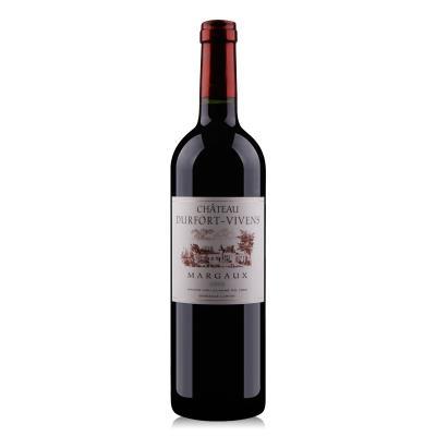 法國列級名莊 杜佛維恩古堡干紅葡萄酒2013