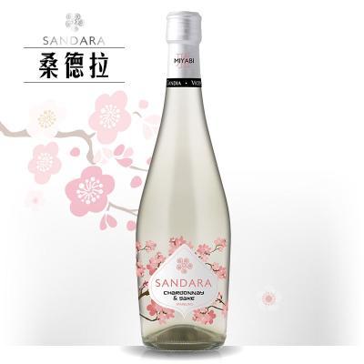 桑德拉櫻花風味配制酒 375ml