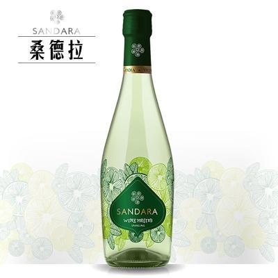 桑德拉莫吉托起泡葡萄酒375 ml
