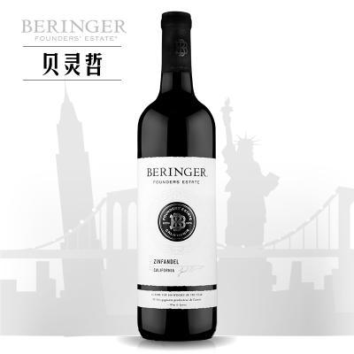 贝灵哲创始者金粉黛干红葡萄酒