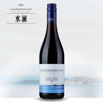 水瀾南島黑皮諾干紅葡萄酒