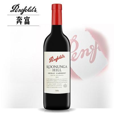 奔富寇蘭山西拉赤霞珠干紅葡萄酒