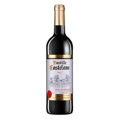 巴士底城堡干紅葡萄酒