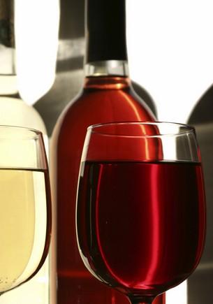 红酒瓶子结构图