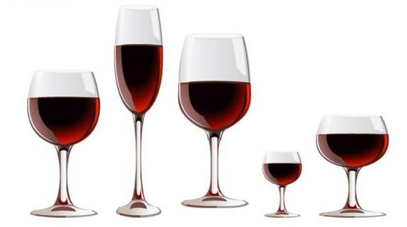 挑选红酒杯的技巧