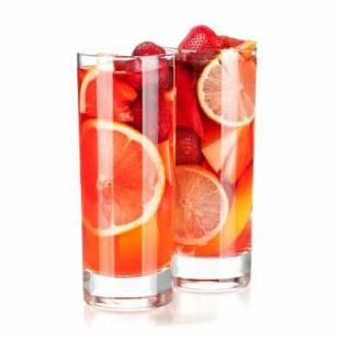 炎炎夏日: 拿葡萄酒做鸡尾酒吧!