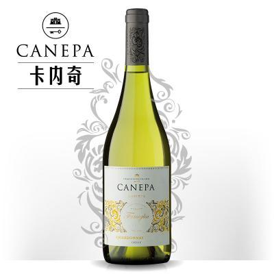 卡内奇家族珍藏霞多丽干白葡萄酒