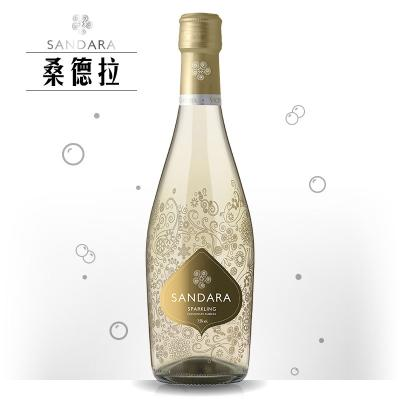 桑德拉白起泡葡萄酒375 ml