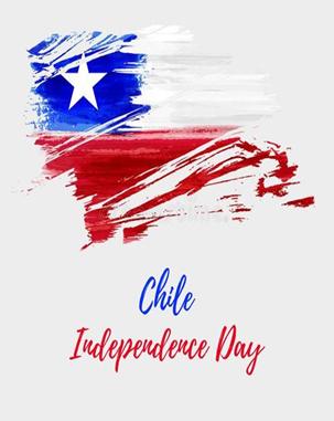 智利独立日!